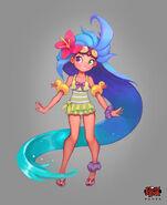 Zoe PoolParty Concept 03