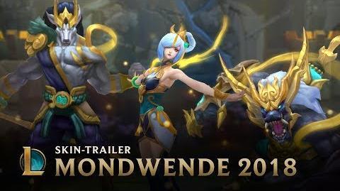 Zusammen gegen die Dunkelheit Mondwende-Event 2018 – League of Legends