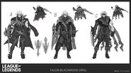Talon Blackwood Concept 02