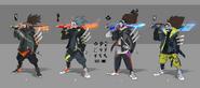 Yasuo TrueDamage Concept 01