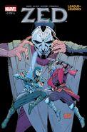 Zed Comic 3 Cover 1