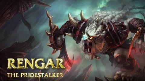 Rengar Champion Spotlight