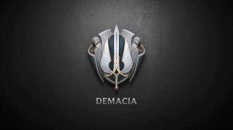 Runeterra Adventure Demacia