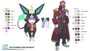 Graves Yuumi BattleProfessorPrincipal Promo Concept 01