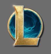 League of Legends Update Logo Concept 01