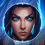 Pulsefire Caitlyn Chroma profileicon