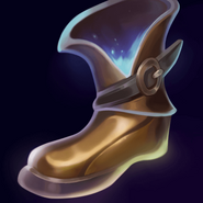 Leicht magische Stiefel item Unused