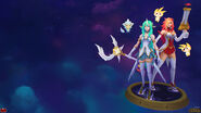 Miss Fortune Soraka StarGuardian model 04