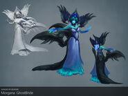 Morgana Update Ghostbride Model 01
