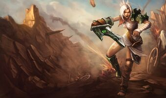 Riven Standard Riven S Unused2