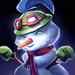 Snowman Teemo profileicon