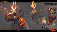 Kindred ShadowFire model 1