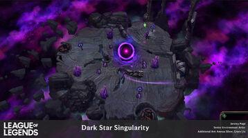 Kosmische Ruinen Konzept 11