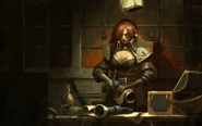 Miss Fortune Captain The Burning Tides 01
