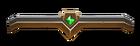 Clash Level 2 Flag Frame