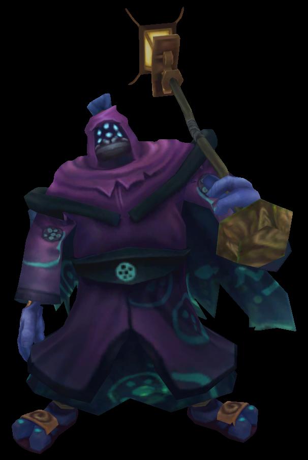 Champion classes/Slayer