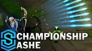 Meisterschafts-Ashe - Skin-Spotlight