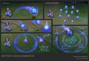 Ziggs Hextech Concept 05