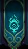 Clash Level 5 Shadow Isles Flag
