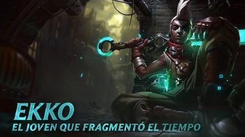 Presentación de Ekko