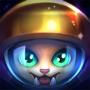 Astronauten-Gnar Beschwörersymbol
