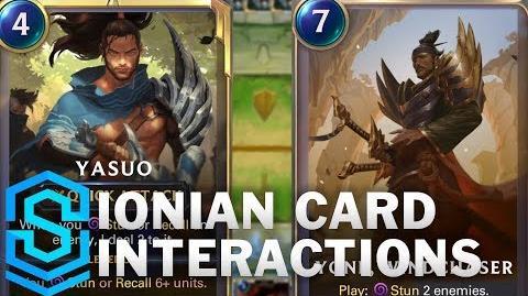 Ionia (Legends of Runeterra)