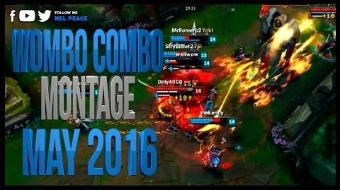 Wombo Combo Montage - May 2016 - Best Wombo Combos 2016
