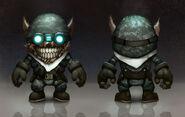 Ziggs Unused Grenade concept