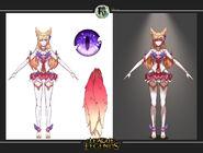 Ahri StarGuardian LightandShadow Concept 03