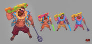 Gangplank PoolParty Concept 01
