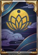 LoR Spirit Blossom Card Back