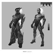 Master Yi PROJECT Concept 02