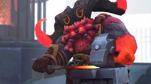 Ornn, the Fire Below the Mountain Champion Trailer - League of Legends