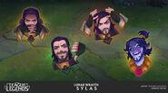 Sylas Emotes Concept 01