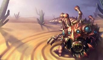 Kog'Maw Wüsten-Kog'Maw S Ch