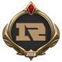 MSI 2018 Royal Never Give Up Emote