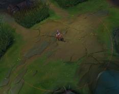 Rapid Firecannon range screenshot