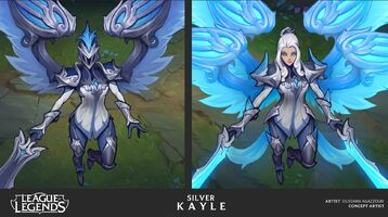 Kayle Update Silberne Konzept 02