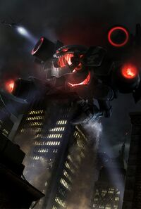 Stahlkrieger-Cho'Gath Prime Teaser