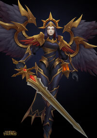 Kayle Update Eiserne Inquisitorin model 01