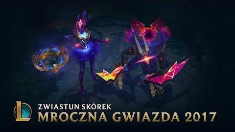 Mroczna Gwiazda - Osobliwość (Zwiastun Mrocznej Gwiazdy 2017)