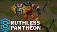Unbarmherziger Pantheon - Skin-Spotlight