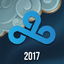 Worlds 2017 Cloud9 profileicon