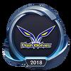 Emotka Mistrzostwa 2018 – FW