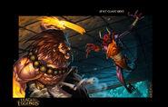 Udyr SpiritGuard Comic Concept 04