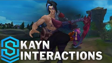 Kayn/LoL/Audio