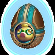 TFT Toxic Molediver Egg