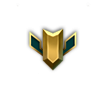 Champion Mastery Level 1 Flair