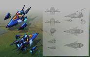 Corki Arcade Concept 01
