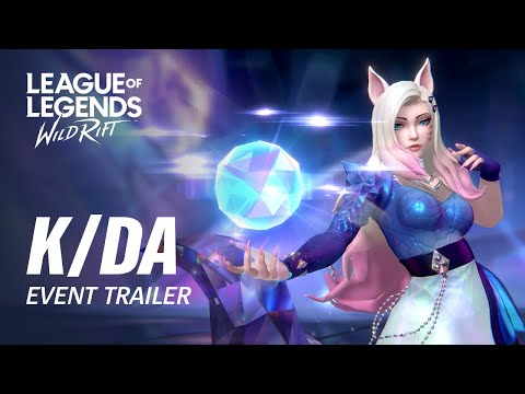 K-DA ALL OUT - Official Event Trailer - League of Legends- Wild Rift